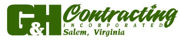 General Contracting in Southwest Virginia